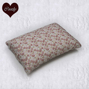 Peach Flora -Coozly Head Pillows - 20 X 36 In