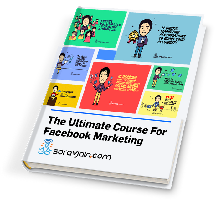 The Ultimate Facebook Marketing Course by Sourav Jain