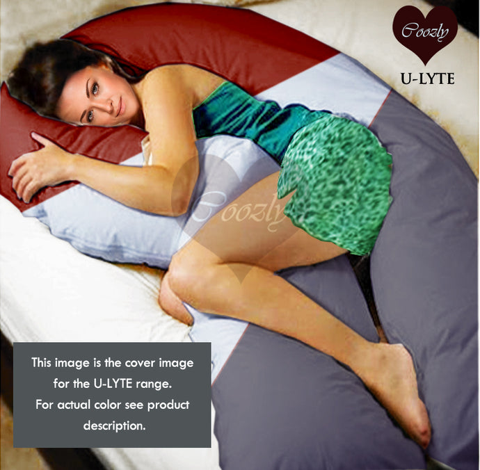 U Premium LYTE - Colored Coozly Pillow Cover