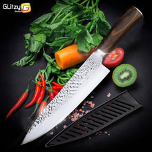 Load image into Gallery viewer, Japanese Chef Knives Set