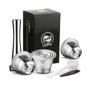 Refillable Coffee Capsule Pod Stainless Steel