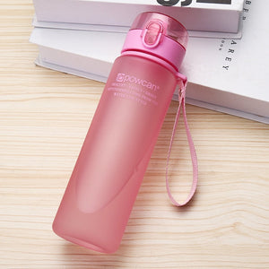 Portable Leak-proof Water Bottle