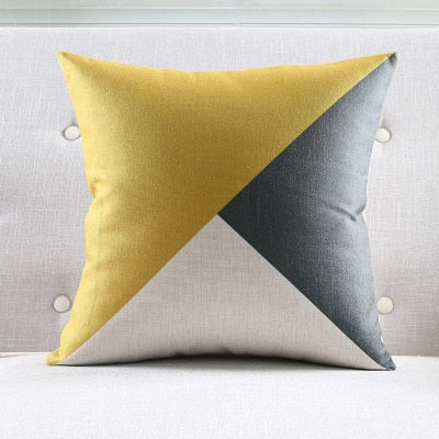 Coozly Nordic Cotton Throw Pillows / Cushions