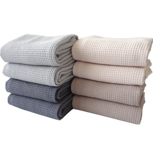 DeZuma Absorbent Cotton Napking for The Kitchen - Grey