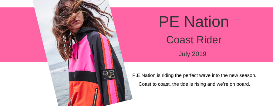 PE Nation - Coast Rider Collection