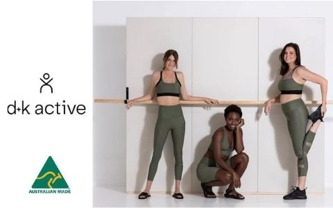 Activewear X Ethical = DK Active
