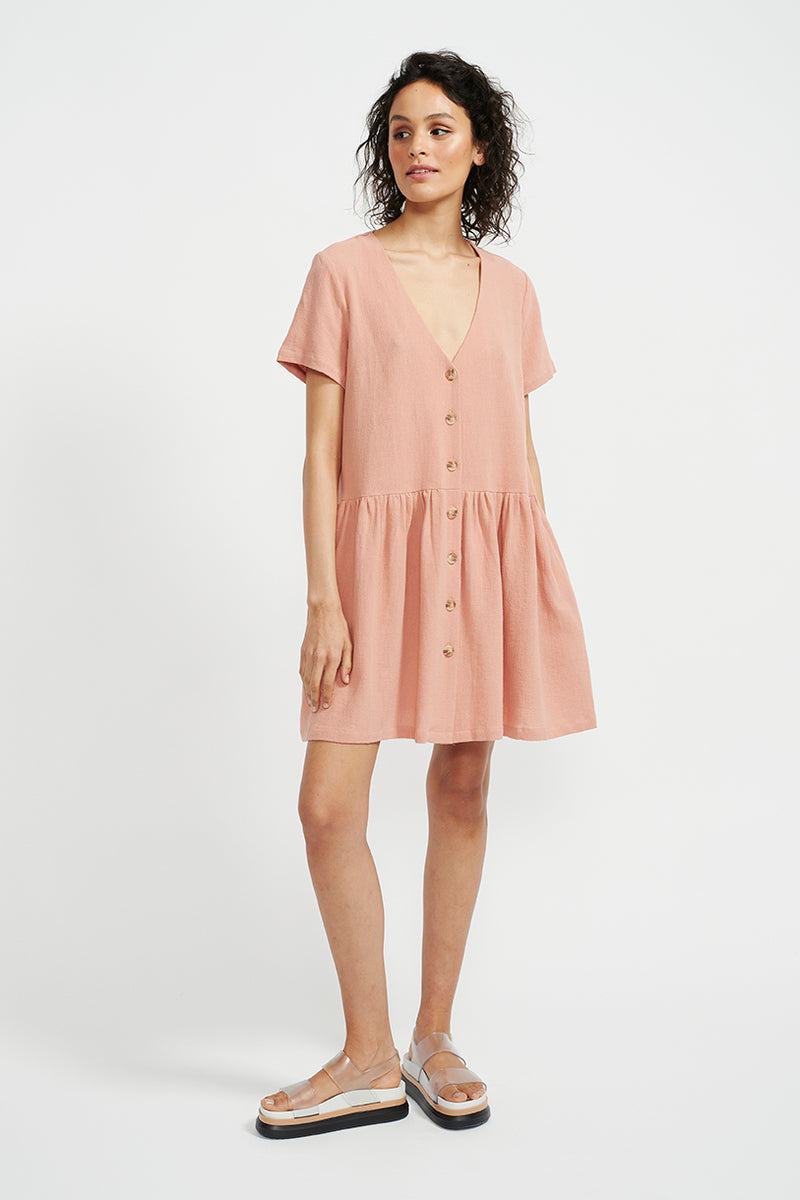 Staple The Label Harvest Mini Dress