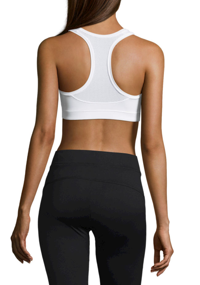 Casall Iconic Sports Bra - White