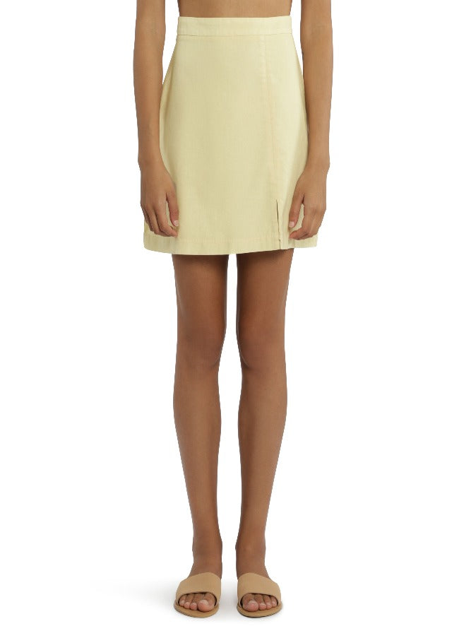 Nude Lucy Emersyn Skirt - Butter