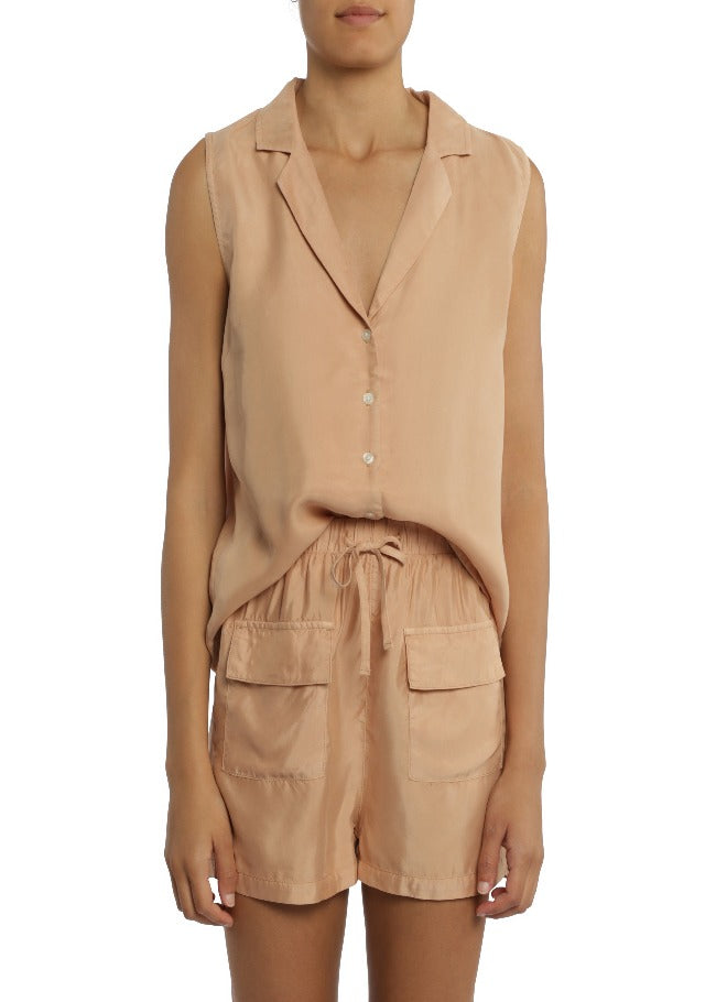Nude Lucy Parker Cupro Shirt