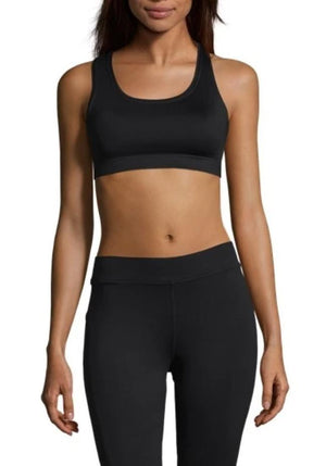 Casall Iconic Sports Bra - Black