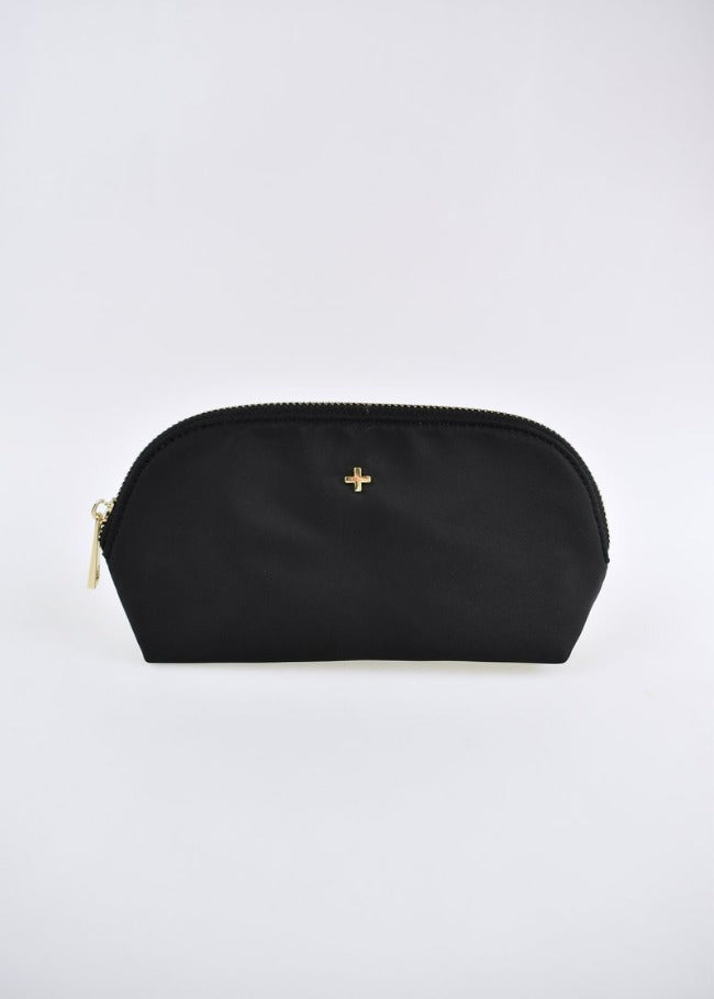 Joni Small Curved Makeup Purse