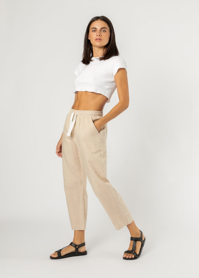 Nude Lucy Classic Pant - Sand