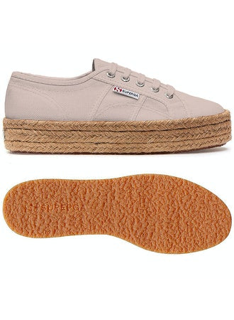 Superga 2730 Cotropew Sneakers - Pink Peach Blush