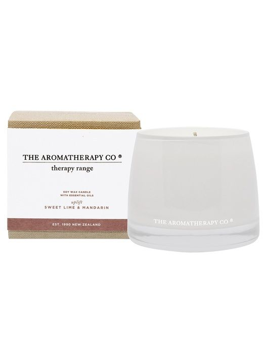 Therapy Candle Uplift Sweet Lime & Mandarin