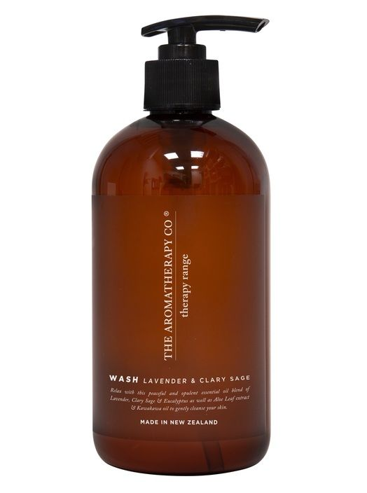 Therapy Hand & Body Wash RelaxLavender & Clary Sage