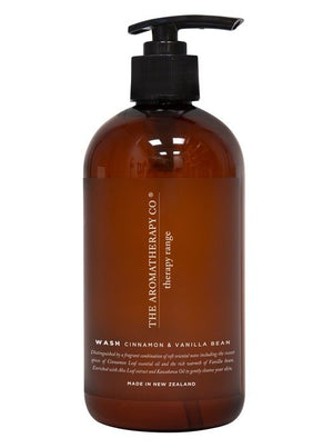 Therapy Hand and Body Wash 500ml Cinnamon Vanilla Bean