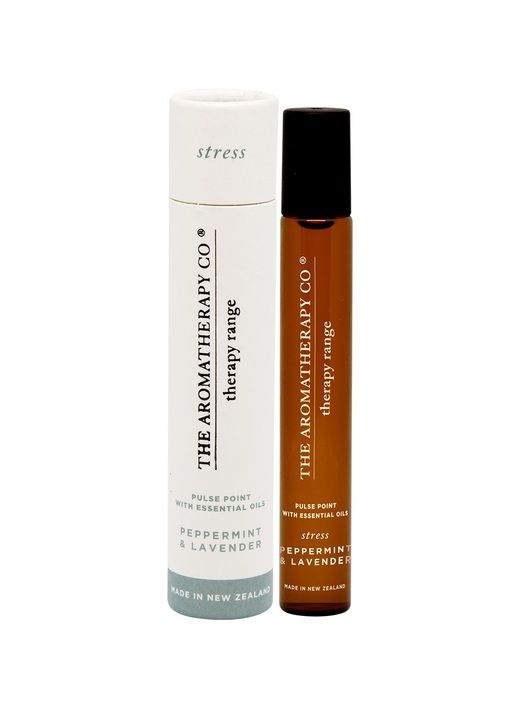 Therapy Pulse Point Stress Peppermint & Lavender
