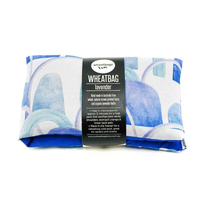 Wheat Bags Love - Arches Blue