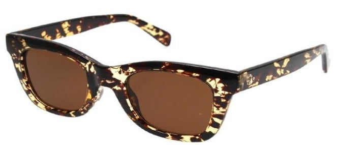 Reality Sunglasses - Crush - Honey Turtle