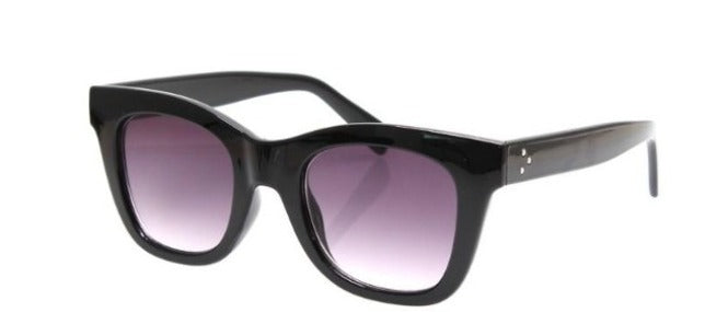 Reality Sunglasses - Crush - Gloss Black