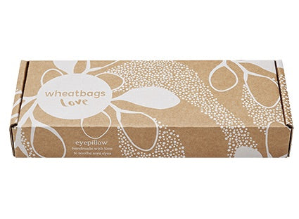 Wheat Bags Love - Eye Pillow - Banksia Sky