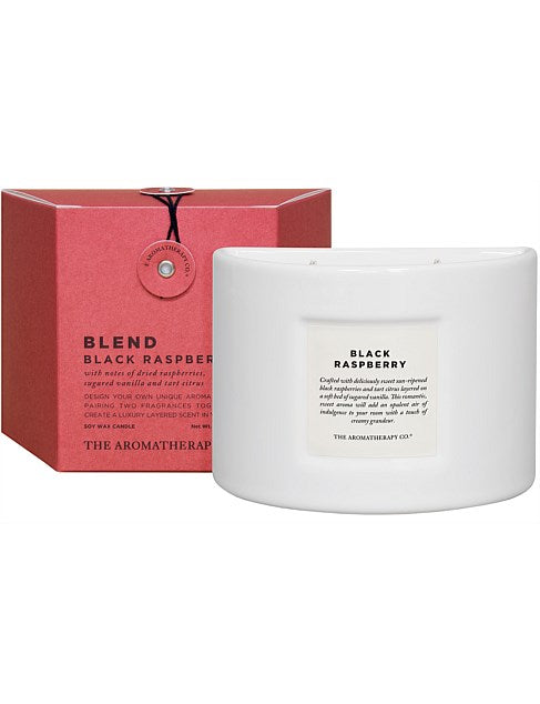 Blend Candle 280g Black Raspberry
