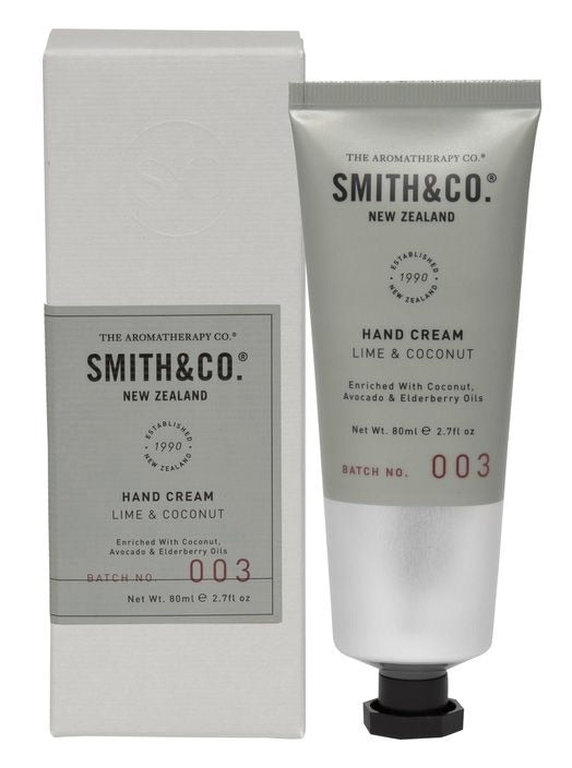 Smith & Co 80ml Hand Balm Lime & Coconut