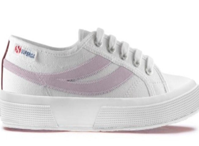 Superga 2953 Swallowtail Cotu - Pale Lilac