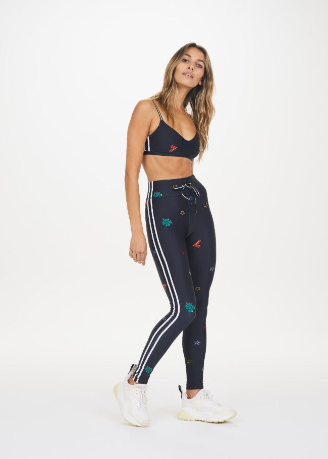 The Upside Lucky Symbols Yoga Pant