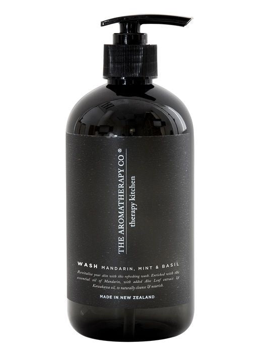 Therapy Kitchen Hand Wash Mandarin Mint & Basil
