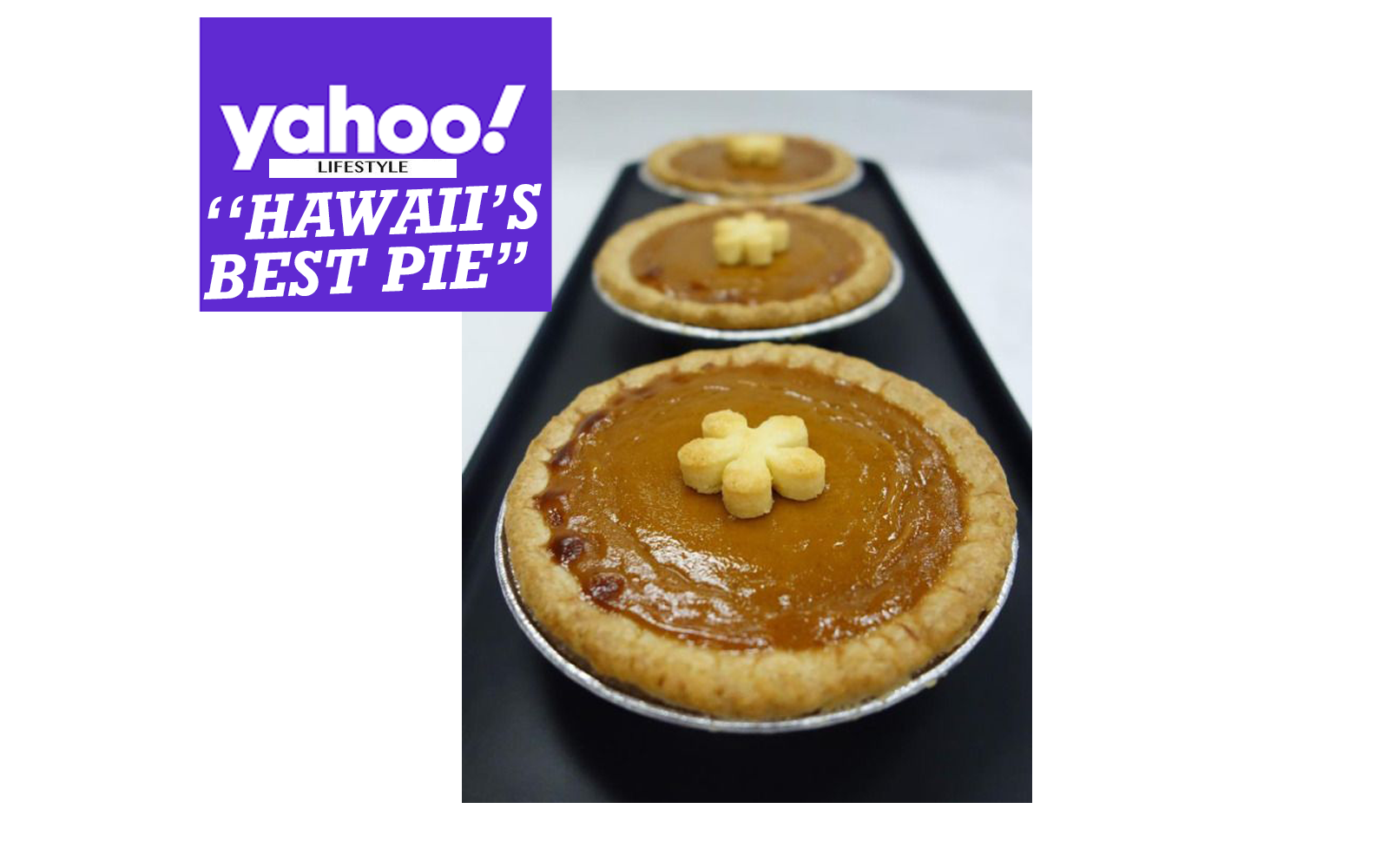Family-owned pie shop snags title of 'Hawaii's best pie'