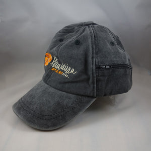 Dark Grey Hat