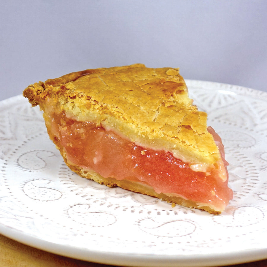 Passion Orange Guava Pear Pie (S)