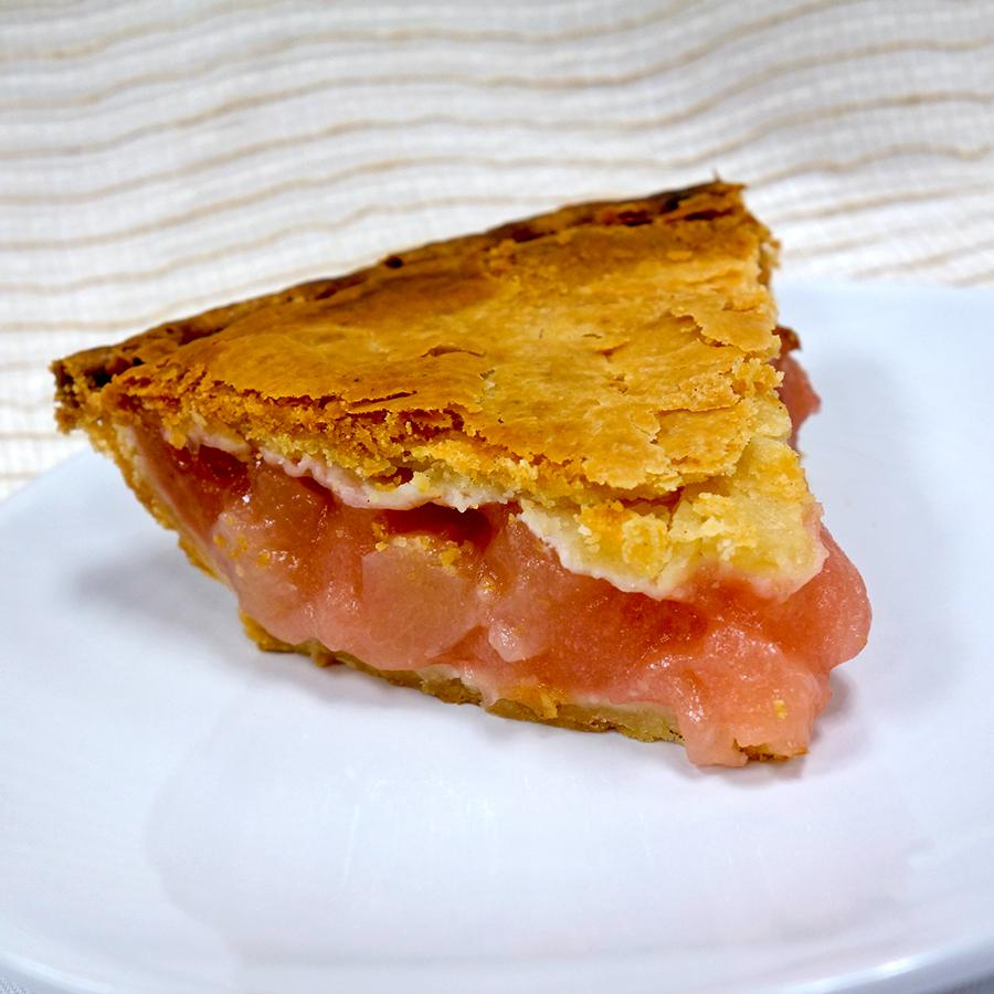Passion Orange Guava Pear Pie