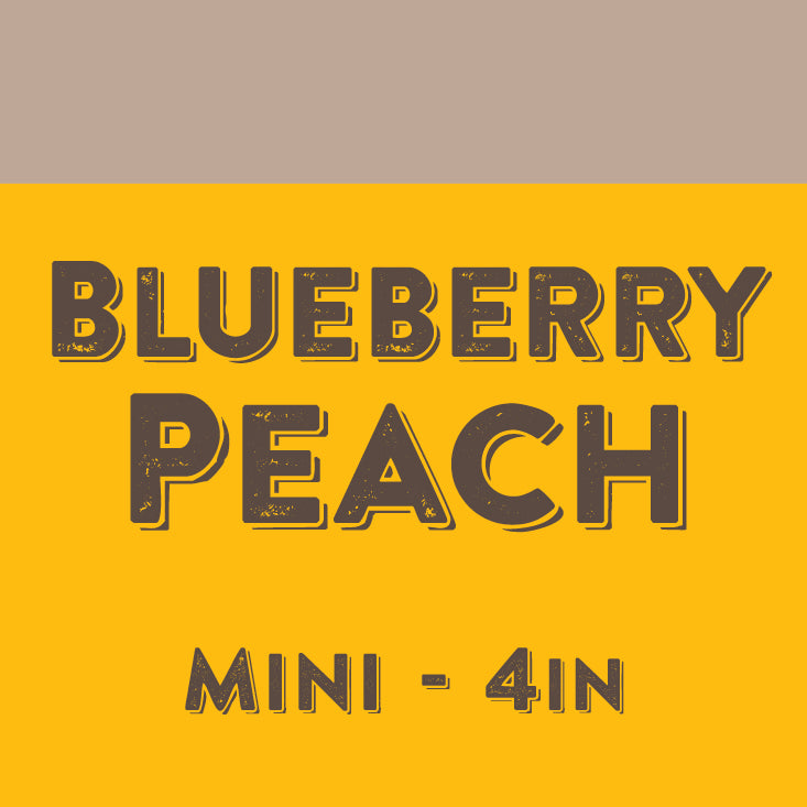 Blueberry Peach - Mini