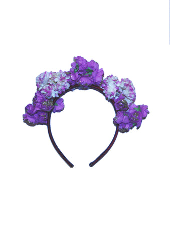Small flower crown