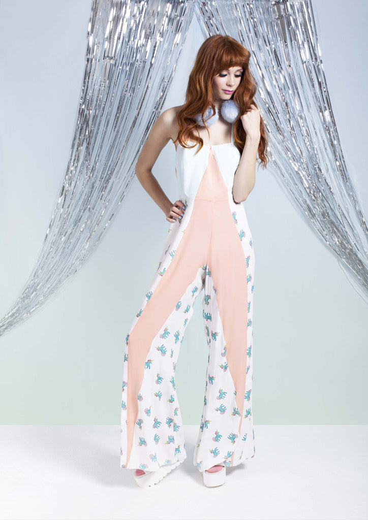 Unicorns Rule Jumpsuit - WND.LND