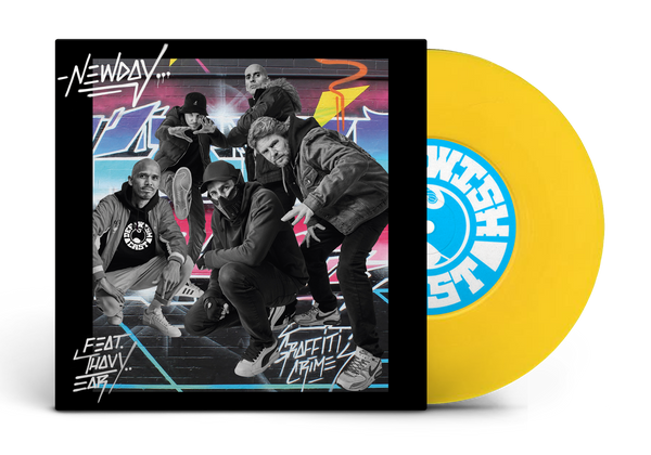 "New Day 7"" Colour Vinyl (Limited Edition)"