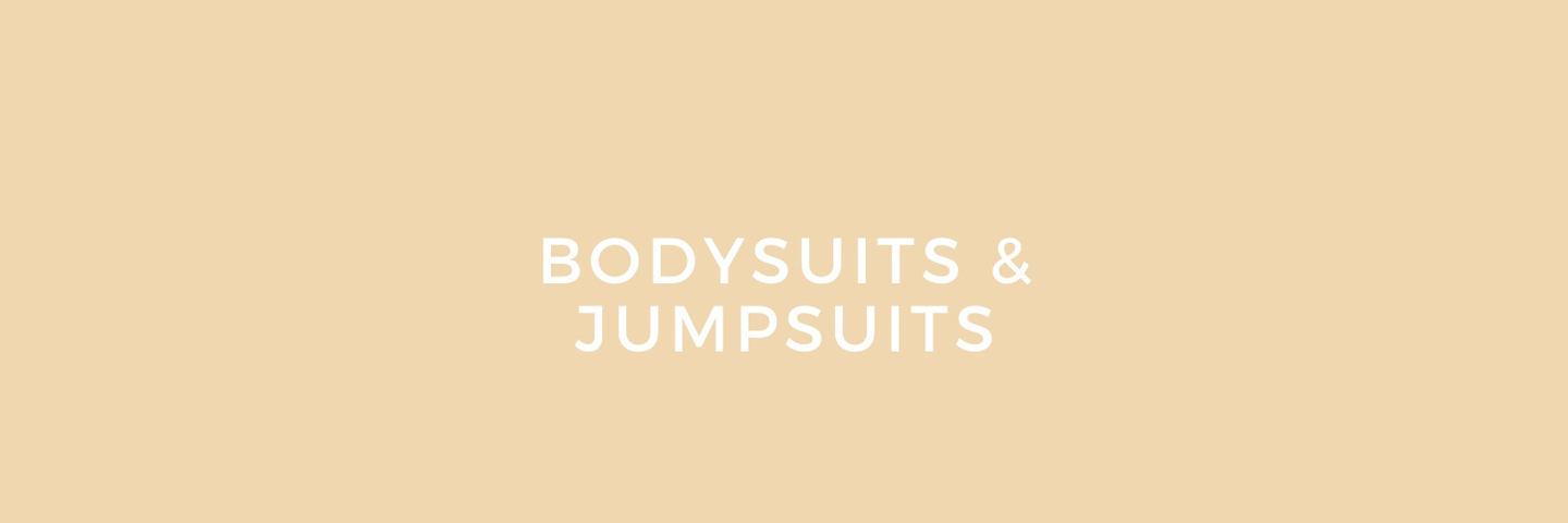 Bodysuit & Jumpsuits