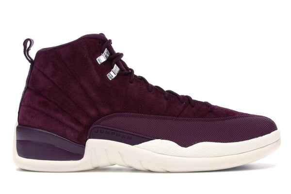 "Air Jordan 12 Retro ""Bordeaux""  130690-617 - LTD Sneakers & Wear"