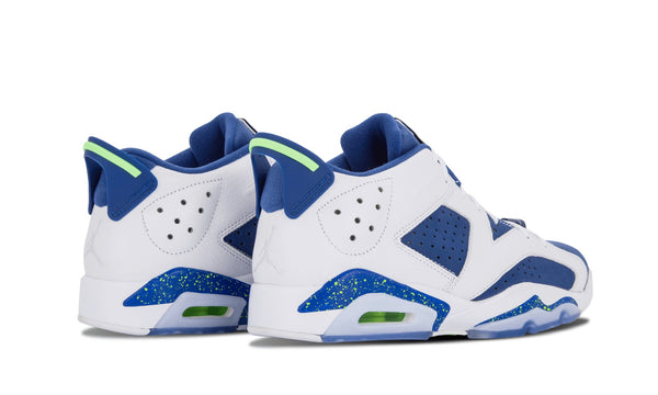 "Air Jordan 6 Retro Low ""Seahawks""  304401-090 - LTD Sneakers & Wear"