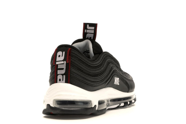 "Nike Air Max 97 Premium Overbranding ""Black""  312834-008 - LTD Sneakers & Wear"
