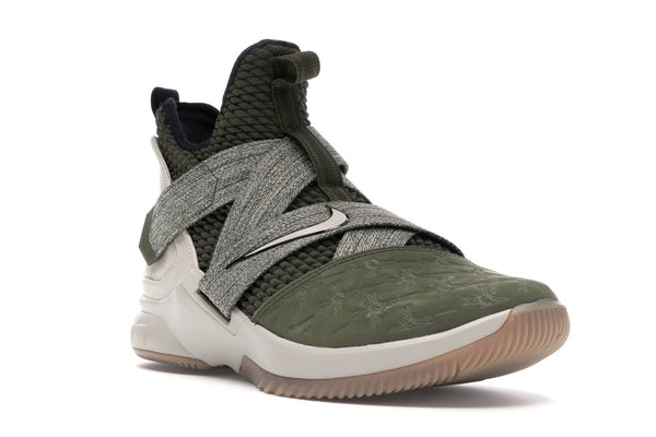 LeBron Soldier 12 Land and Sea  AO2609-300