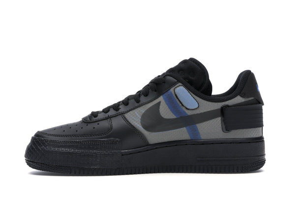Nike Air Force 1 Type Black Royal   AT7859-001
