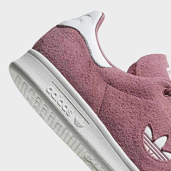 adidas Stan Smith (Women's) Pink Suede B37895 - LTD Sneakers & Wear