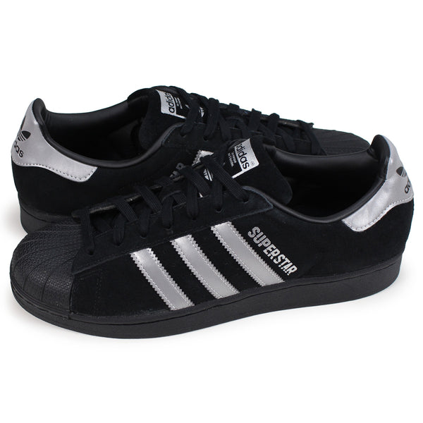 adidas Superstar Core Black/Silver B41987 - LTD Sneakers & Wear