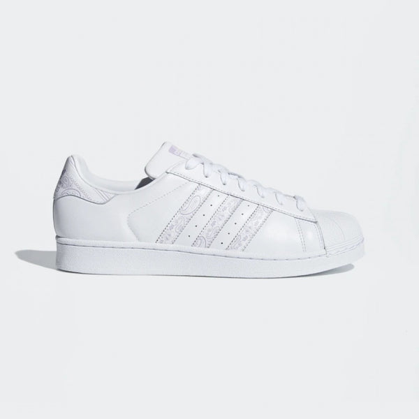 "adidas Superstar ""Cloud White/Purple Glow""   BD7429 - LTD Sneakers & Wear"