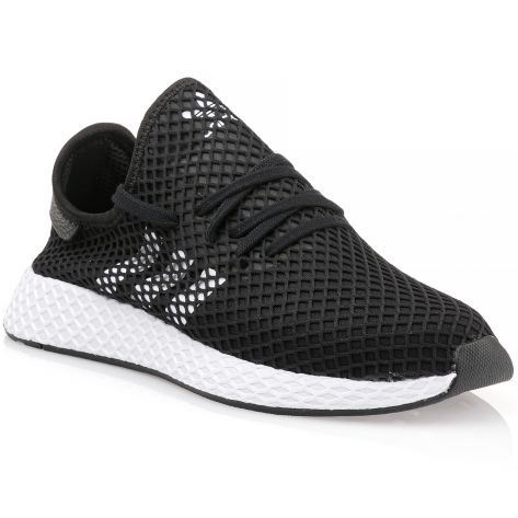 adidas Deerupt Runner Black White  BD7890 - LTD Sneakers & Wear