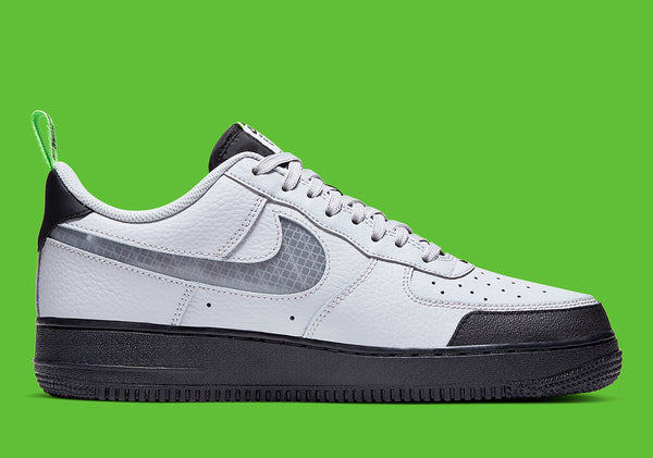 Nike Air Force 1 Low Under Construction Grey  BQ4421-001